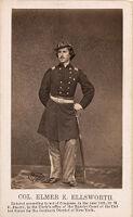 Elmer Ephraim Ellsworth (1837-1861)