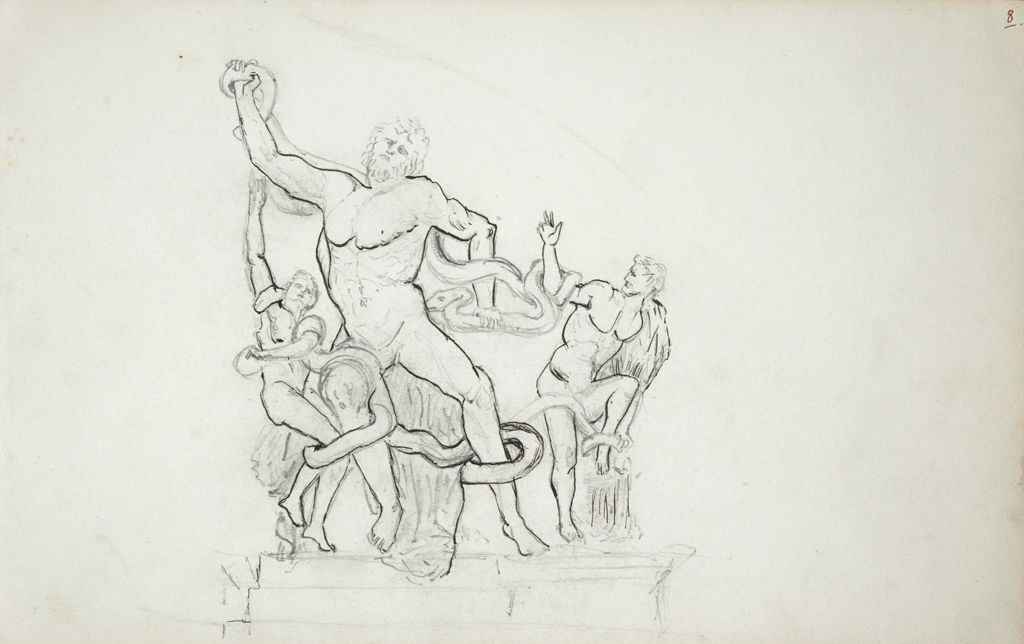 Laocoön, After The Antique