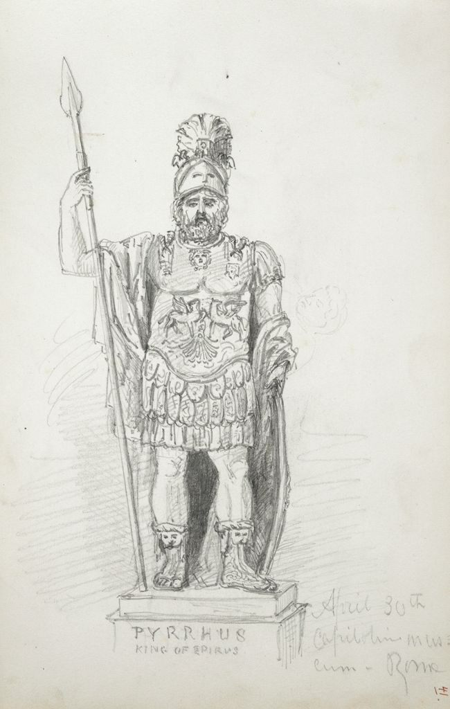 Pyrrhus, After The Antique