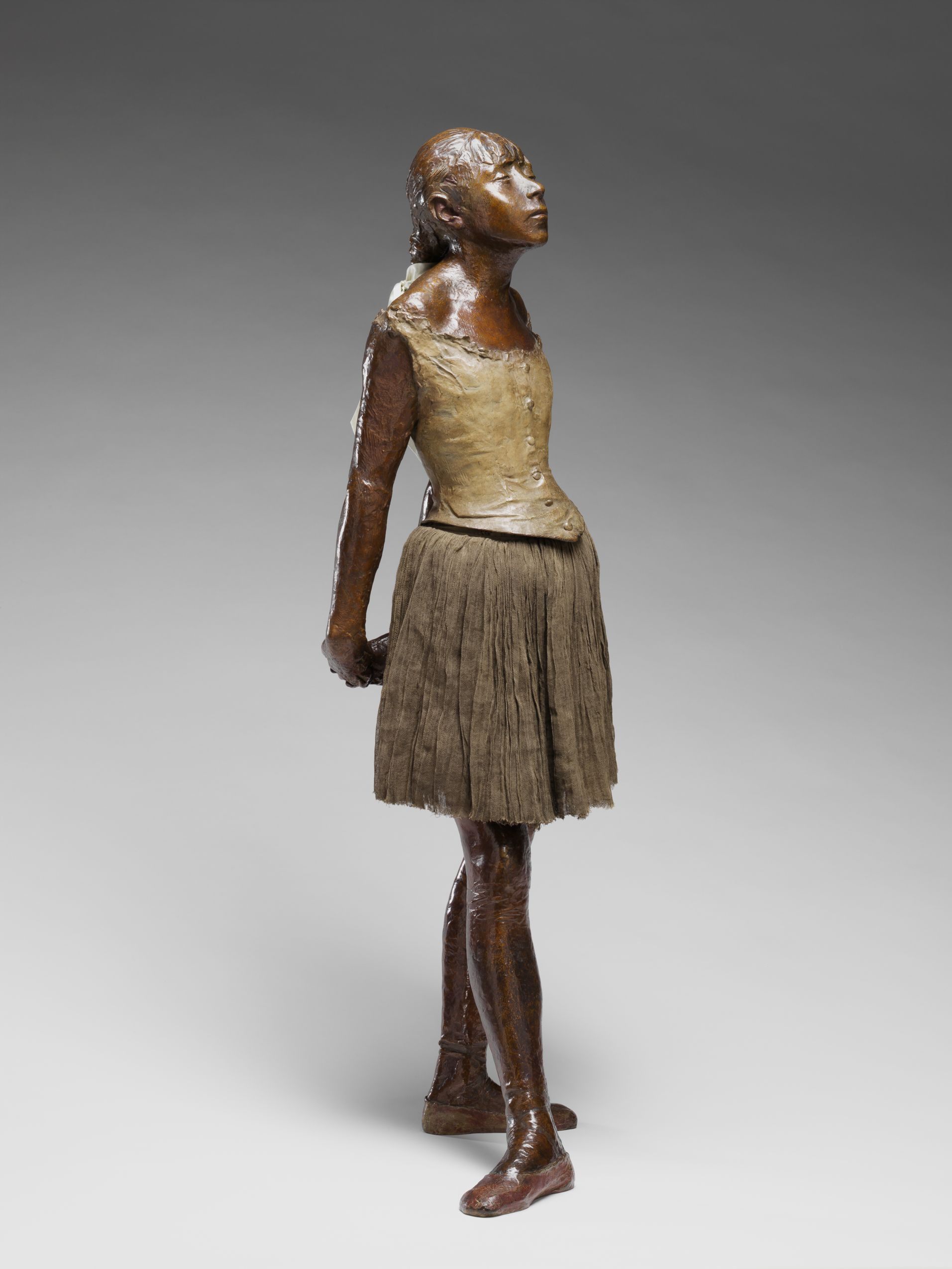 From The Harvard Art Museums Collections Little Dancer