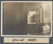 Work 24 of 63 Title: Speakin[g] hall Creator: Stillman, E. G. Date: 1905?