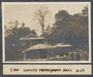 Work 58 of 63 Title: Tea hause [i.e. teahouse], Maruyama Park... Creator: Stillman, E. G. Date: 1905?
