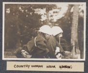 Work 62 of 63 Title: Country woman [i.e. women] near Kioto Creator: Stillman, E. G. Date: 1905?