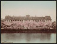 Work 1 of 52 Title: Imperial Hotel, Tokyo Date: ca. 1890