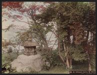 Work 22 of 52 Title: Mr. Shibusawa['s] garden, Oji, Tokyo Date: ca. 1890