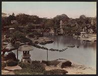 Work 23 of 52 Title: Hotta family garden, Mukojima, Tokyo Creator: Esaki, Reiji Date: ca. 1885