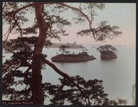 Work 47 of 52 Title: Futago Islands, Matsushima Creator: Ogawa, Kazumasa Date: ca. 1890