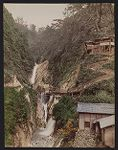 Work 50 of 52 Title: Nunobiki Falls, Kobe Date: 188-?