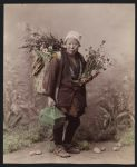 Work 6 of 53 Title: Flower vendor Date: ca. 1890