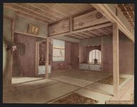 Work 29 of 53 Title: Room tea house, Yumoto Date: ca. 1890