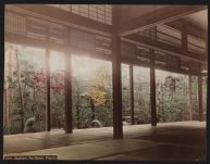 Work 45 of 53 Title: Shukinro tea house, Nagoya Date: ca. 1890