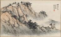 Colors of Mount Emei (Emeishan se)