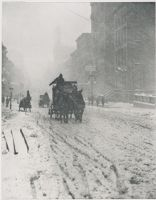 Winter On Fifth Avenue