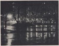 Reflections: Night - New York