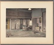Work 9 of 22 Title: Corner of the living room showing a port... Creator: Ogawa, Kazumasa Date: 1898