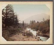 Work 5 of 30 Title: Stone images [at] Gamman, Nikko Date: 189-?