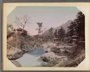 Work 6 of 30 Title: Ganman at Nikko Date: 189-?