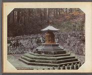 Work 12 of 30 Title: Bronze tomb [of Tokugawa] Iyemitsu, Nikk... Creator: Suzuki, Shin'ichi Date: ca. 1890