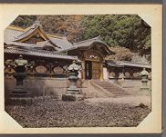 Work 13 of 30 Title: Iyemitsu temple (Karamon), Nikko Date: 189-?