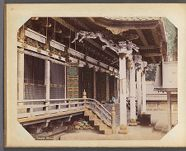 Work 16 of 30 Title: Iyeyasu temple, Nikko Creator: Ogawa, Sashichi Date: ca. 1895