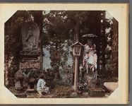 Work 23 of 30 Title: Idols at Nikko Date: 189-?