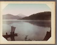 Work 27 of 30 Title: Fuji from Hakone's lake Date: 189-?