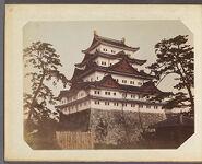 Work 30 of 30 Title: Nagoya Castle Creator: Kusakabe, Kimbei Date: ca. 1890