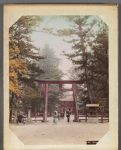 Work 4 of 29 Title: Shimogamo, Kioto Creator: Kajima, Seibei Date: ca. 1890
