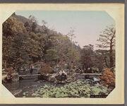 Work 15 of 29 Title: Ginkakuji garden, Kioto Creator: Kajima, Seibei Date: ca. 1890