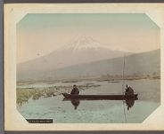 Work 28 of 29 Title: Fuji and Kashiwabara lake Date: ca. 1890