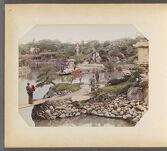 Work 26 of 50 Title: Prince Hotta's garden at Tokyo Creator: Kusakabe, Kimbei Date: ca. 1883