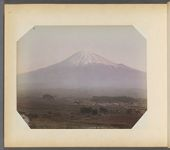 Work 36 of 50 Title: Mount Fuji Date: ca. 1890