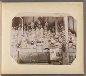 Work 45 of 50 Title: Shrine for sterile women, Kiyomizu[dera]... Date: ca. 1890