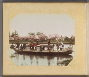 Work 50 of 50 Title: Ferry boat, somewhere in Japan Date: ca. 1890