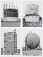 Anonymous Sculptures (Gas Tanks)