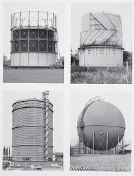 Anonymous Sculptures (Gas Tanks)