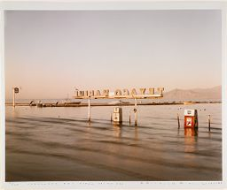 Submerged Gas Pumps, Salton Sea