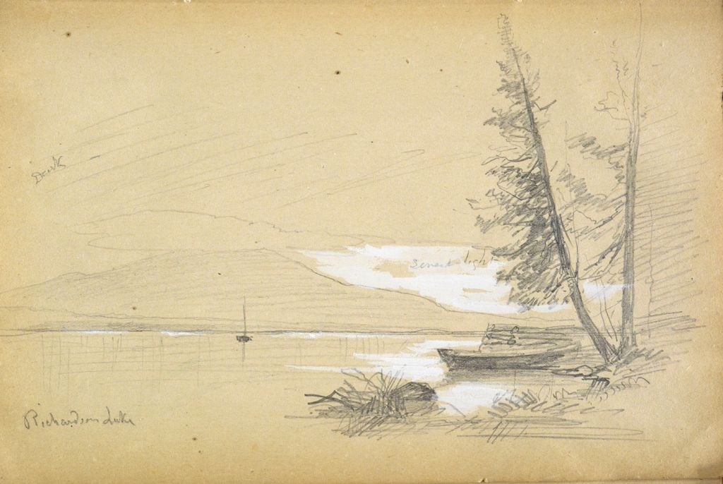 Richardson Lake, Maine
