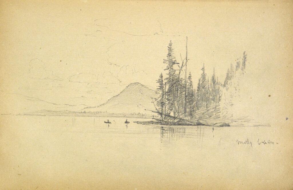 Lake Molly Chunk-A-Muuk, Maine