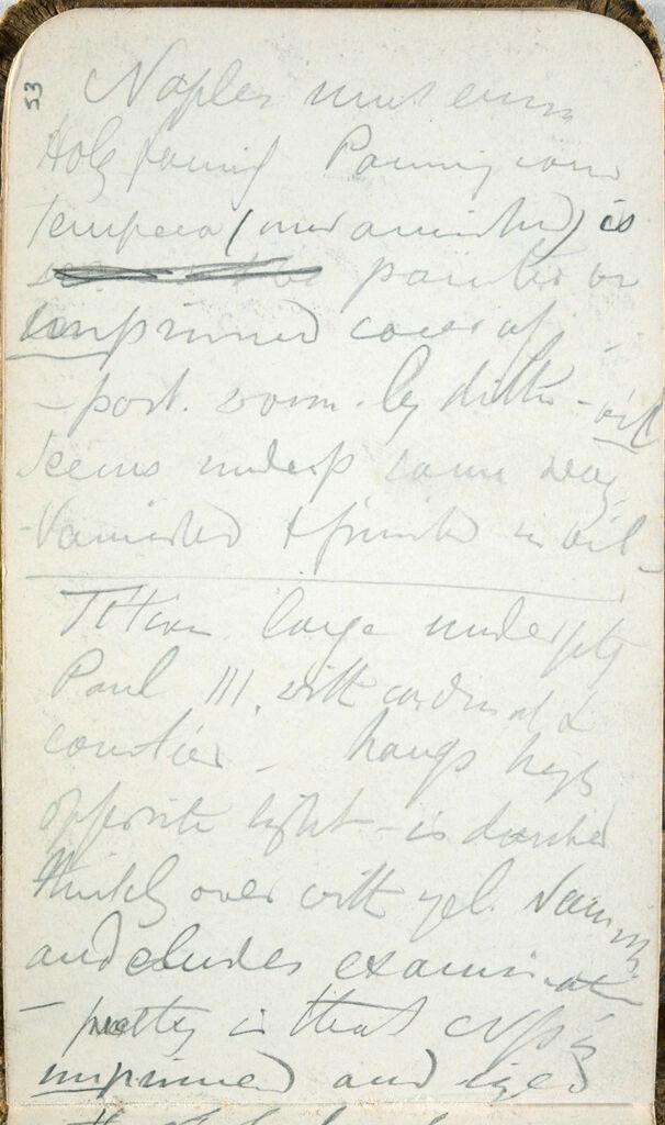 Inscription; Verso: Architectural Profile And Inscription
