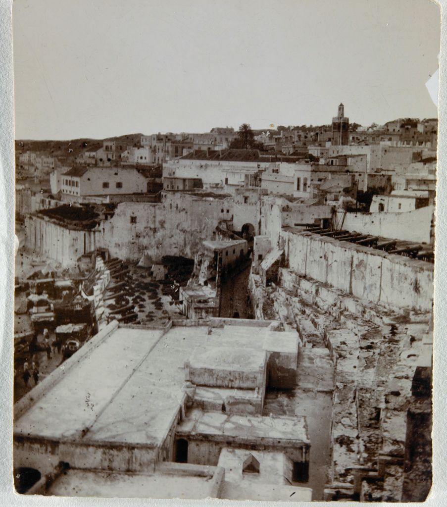 Rooftop View, Tangiers, Morocco(?)