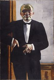 Self-Portrait In Tuxedo