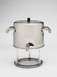 Samovar (Water Kettle And Tripod Stand)