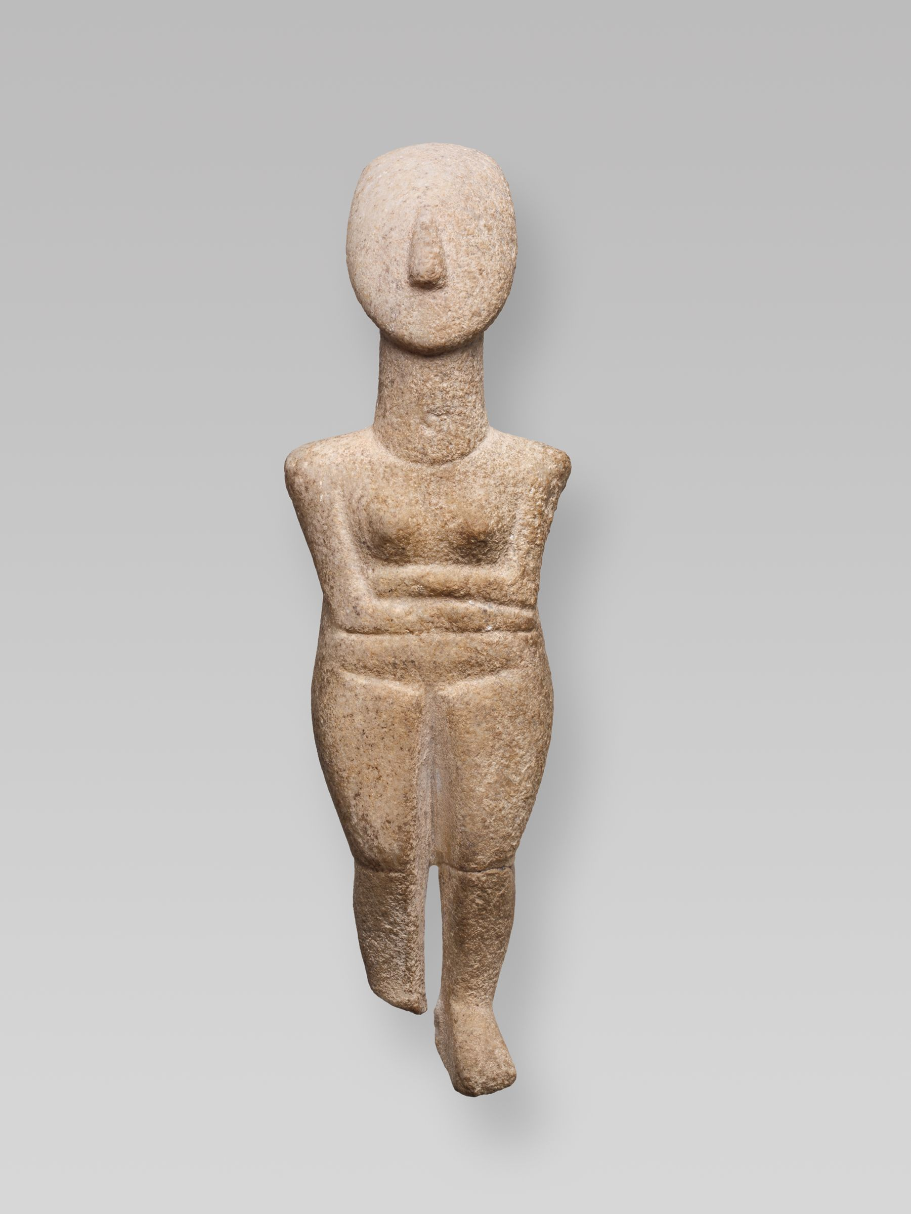 Female Figure Of The Spedos Variety