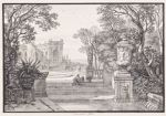 Landscape with a Formal Garden