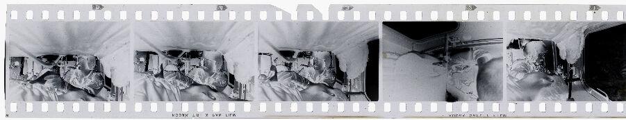 Untitled (Inside Medevac Helicopter, 57Th Medical Detachment, Vietnam)