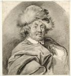Man with a Cloak and a Polish Hat