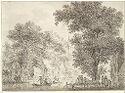 Landscape: Canal Scene