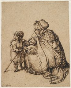 The Art of Drawing in the Early Dutch Golden Age, 1590–1630: Selected Works from the Abrams Collection