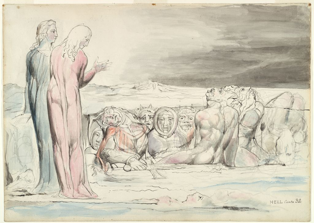 The Circle Of Traitors: Alberti Brothers (From Dante's
